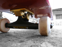 Skateboard Montageanleitung