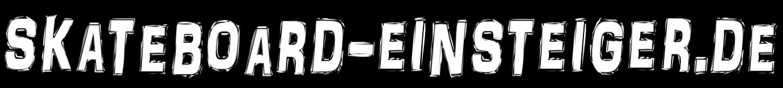 Logo Skateboard Einsteiger