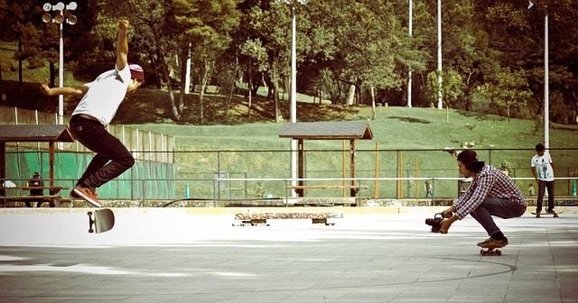 Welche Kamera für Skatevideos